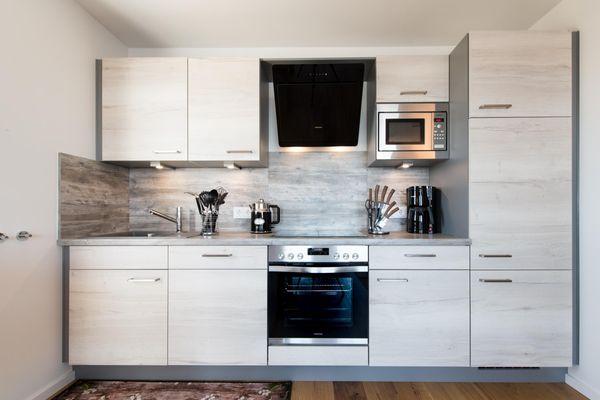 Moby Dick  - Küche / Küchenzeile