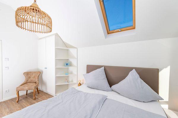 Wiggers Hüs  - Schlafzimmer