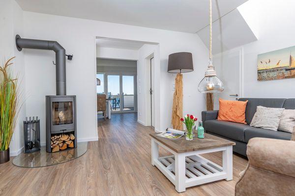 Wiggers Hüs  - Wohnzimmer