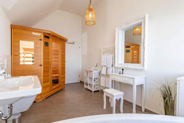 Wiggers Hüs  - Badezimmer