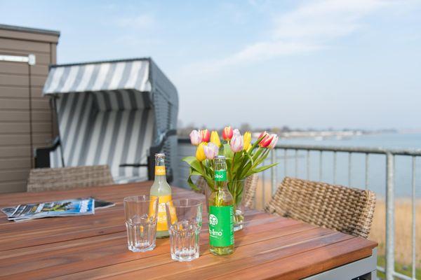 Möwenblick  - Balkon