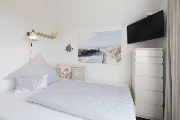 Möwenblick  - Schlafzimmer