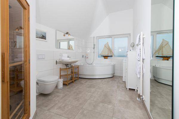 Möwenblick  - Badezimmer