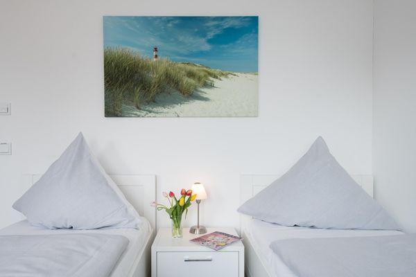 Living  - Schlafzimmer