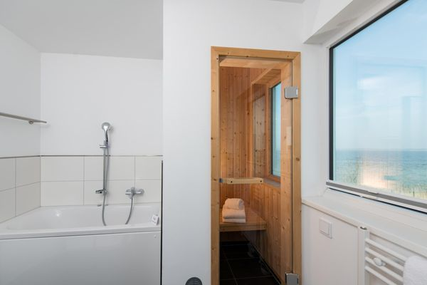 Living  - Badezimmer