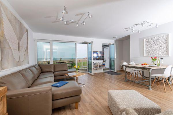 Seaside  - Wohnzimmer