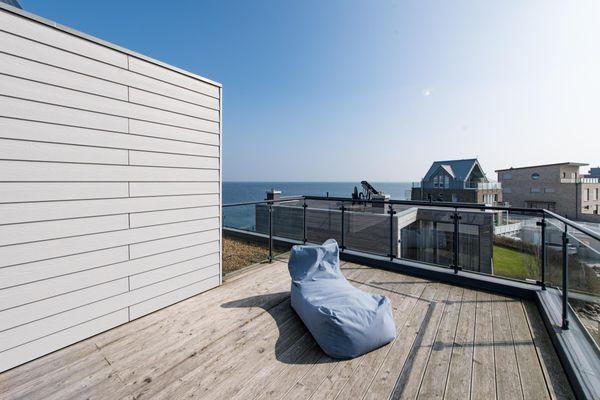 Perspektive  - Terrasse