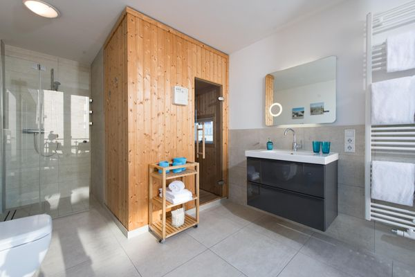 Kompass - Badezimmer