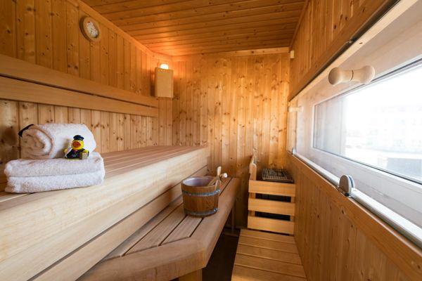 Kompass - Sauna