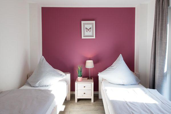 Kompass - Schlafzimmer