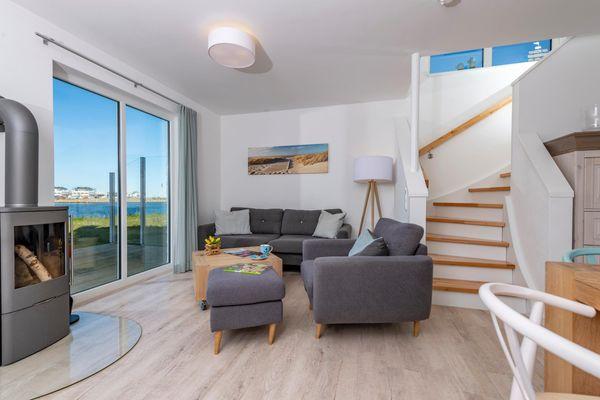 Strandkorb  - Wohnzimmer