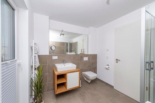 Landgang  - Badezimmer