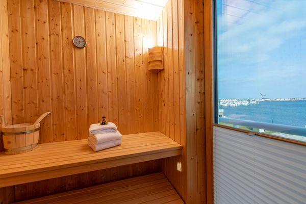Landgang  - Sauna