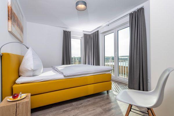 Landgang  - Schlafzimmer