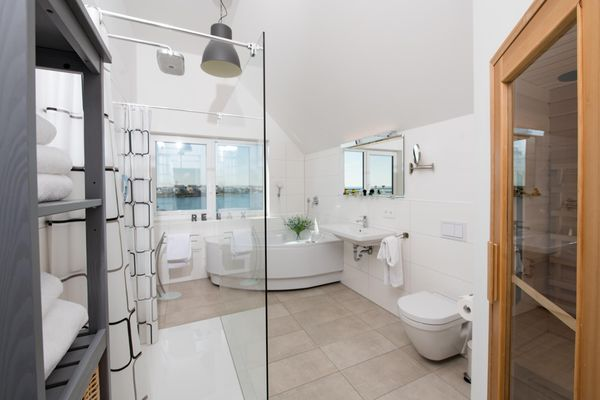 Ostseeflair  - Badezimmer
