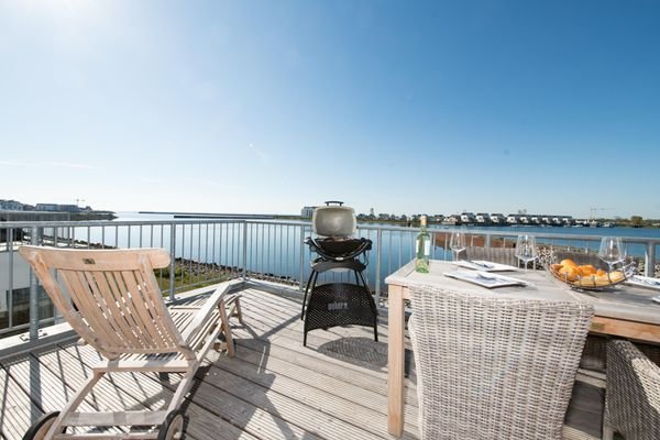 Ostseeflair  - Balkon