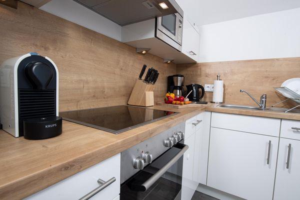 Nicks Seestern  - Küche / Küchenzeile