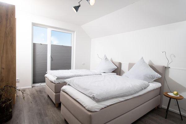 Nicks Seestern  - Schlafzimmer