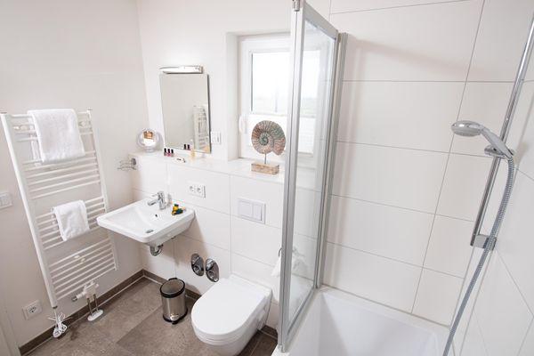 Nicks Seestern  - Badezimmer