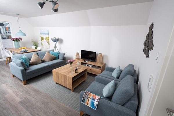 Nicks Seestern  - Wohnzimmer