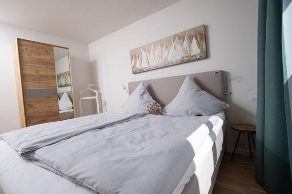Knuts Koje  - Schlafzimmer