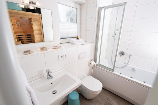 Knuts Koje  - Badezimmer