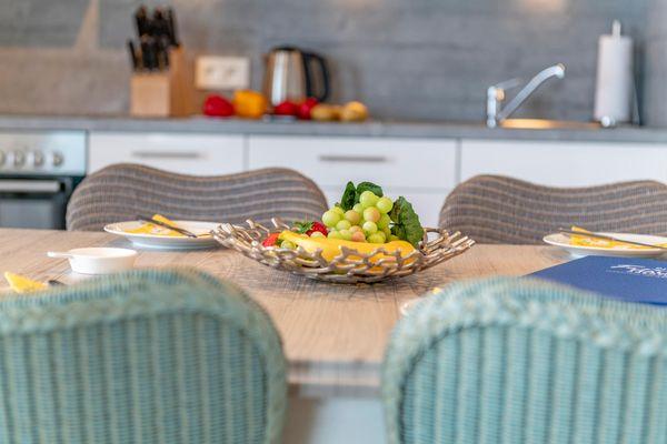 Aquamarina - Küche / Küchenzeile