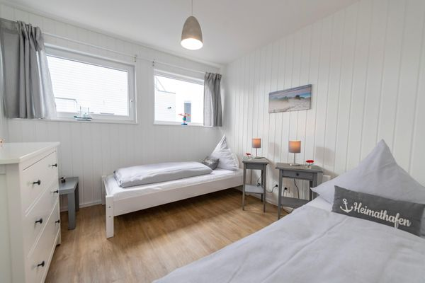 Sea Breeze  - Schlafzimmer