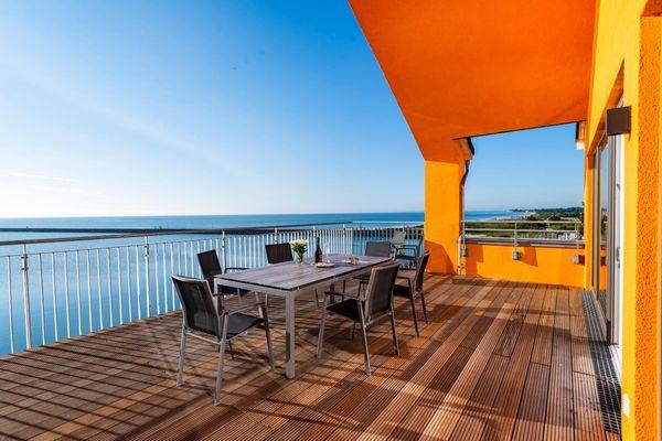 Sea View 26 - Penthouse  -