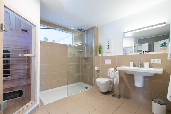 Strandgut  - Badezimmer