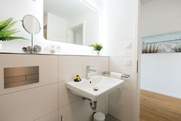 Hafengeflüster  - Badezimmer
