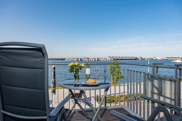 Hafengeflüster  - Balkon