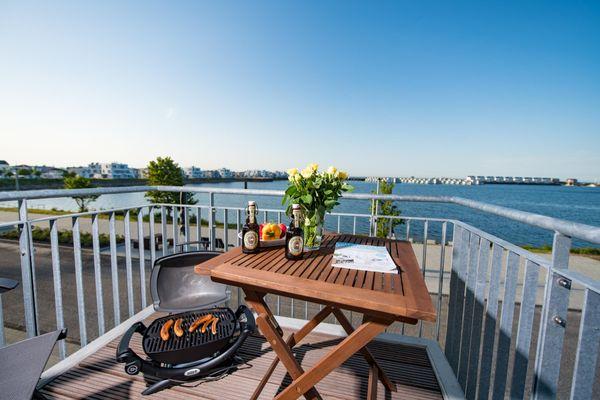 Segler Nest  - Balkon