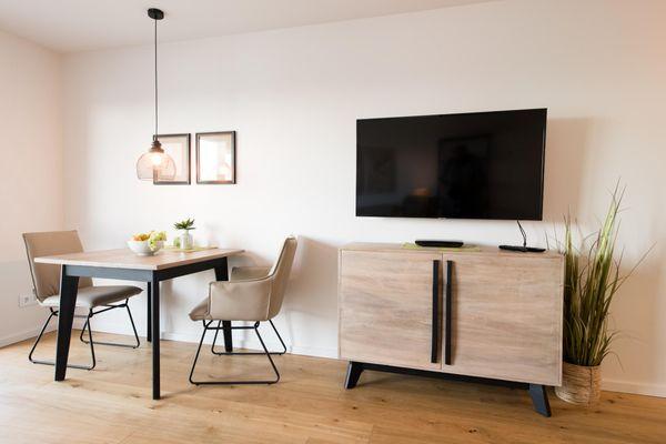 Segler Nest  - Wohnzimmer