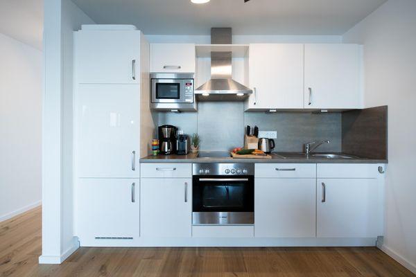 Segler Nest  - Küche / Küchenzeile