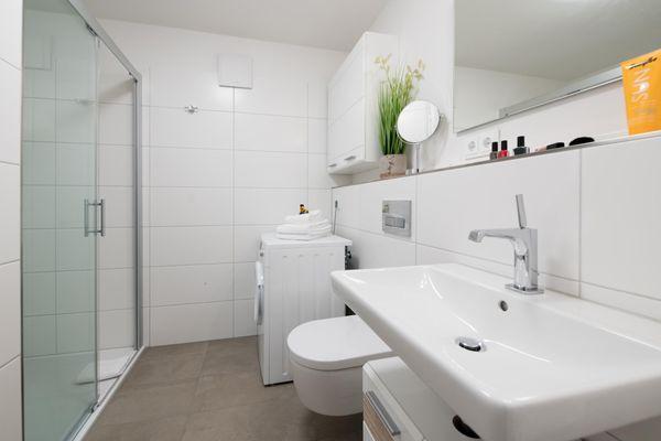 Segler Nest  - Badezimmer