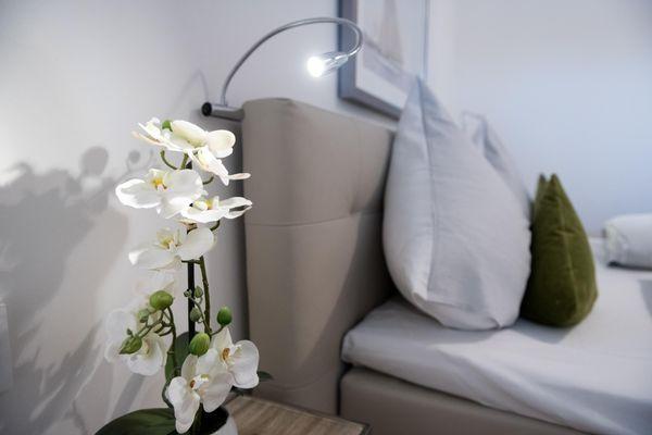 Segler Nest  - Schlafzimmer