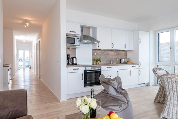 Infinity Lounge  - Küche / Küchenzeile