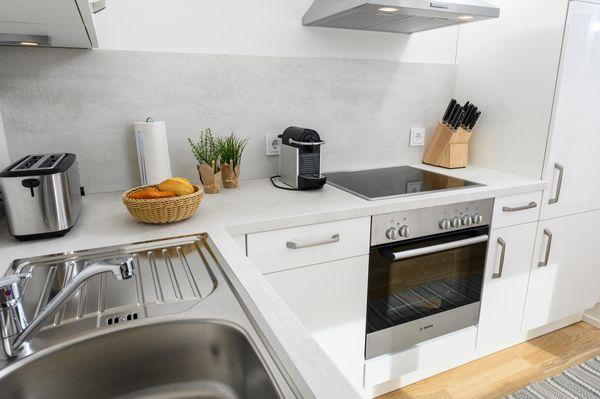 Casa Gran Canaria  - Küche / Küchenzeile