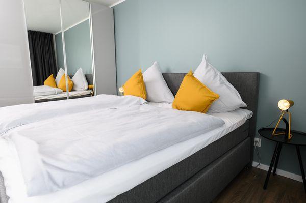 Strandhaus 37  - Schlafzimmer