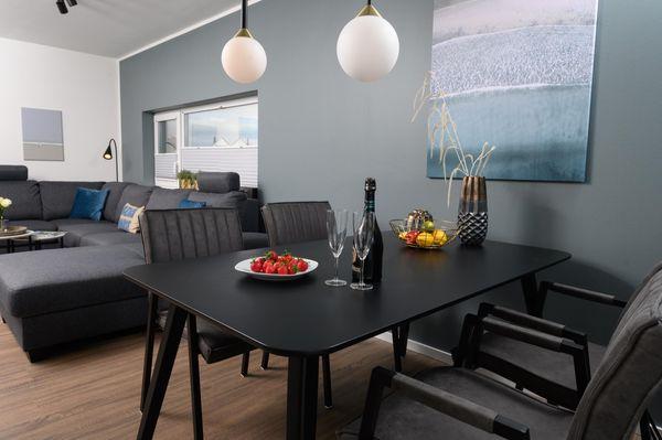 Strandhaus 37  - Wohnzimmer