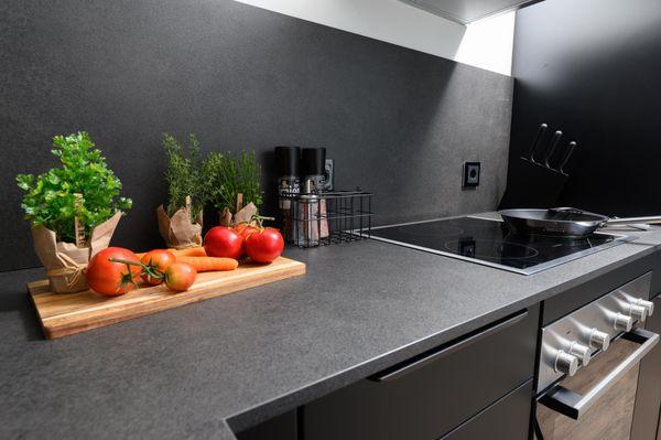 Strandhaus 37  - Küche / Küchenzeile