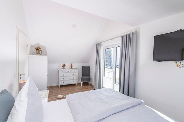 Sommer Kajüte - Schlafzimmer