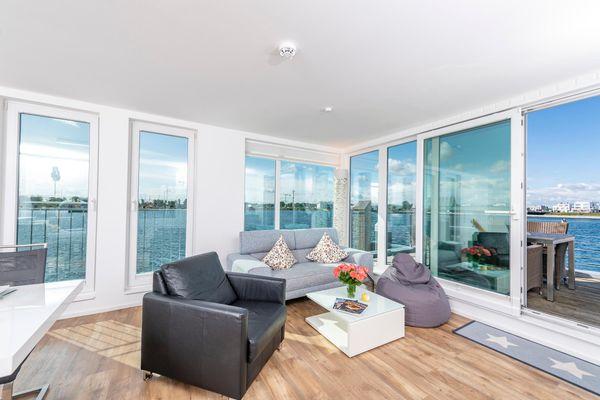 Waterfront  - Wohnzimmer