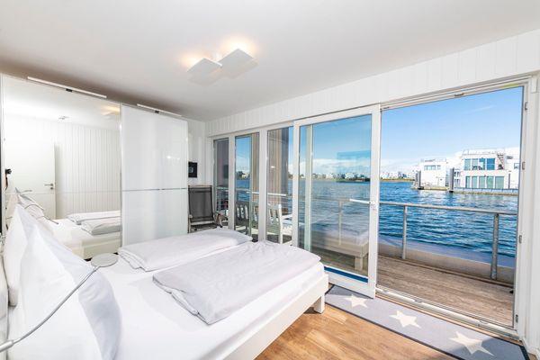 Waterfront  - Schlafzimmer