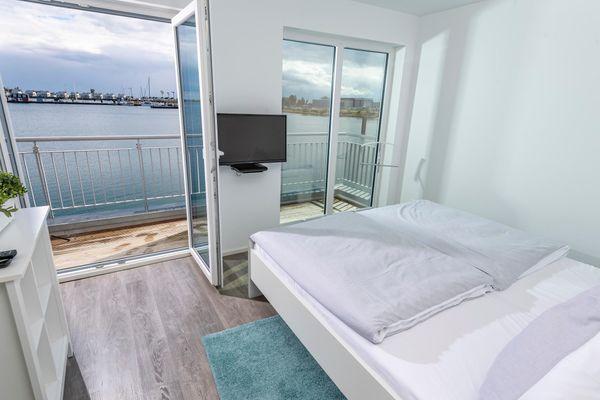 Strandnest  - Schlafzimmer