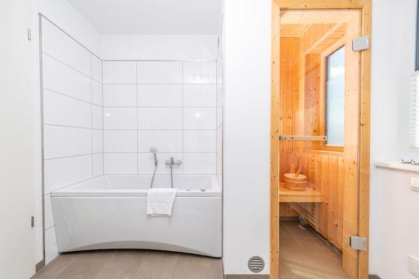Strandnest  - Badezimmer