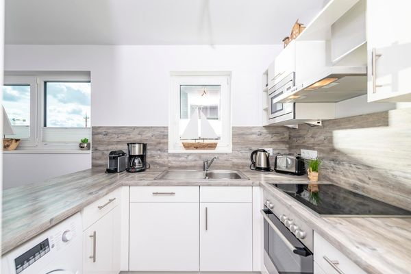 Strandnest  - Küche / Küchenzeile