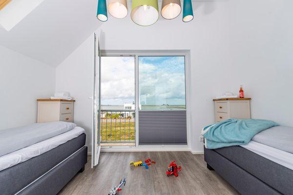 Drachenfisch  - Schlafzimmer