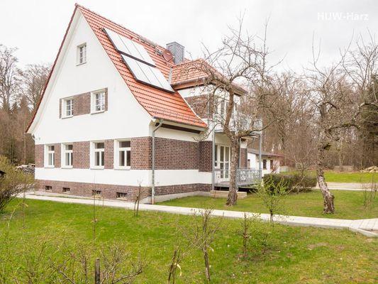 Ferienwohnung EG im  Forsthaus Wegenerskopf